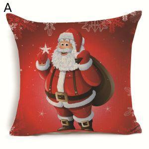 クッションカバー クリスマスシリーズ 抱き枕カバー 枕カバー Merry Christmas ギフト DP33524