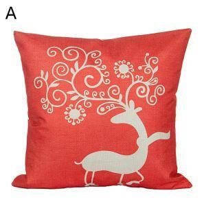 クッションカバー クリスマスシリーズ 抱き枕カバー 枕カバー Merry Christmas ギフト DP35587