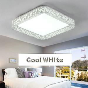 LEDシーリングライト 照明器具 天井照明 リビング 寝室 店舗 オシャレ  鳥の巣 方形 LED対応