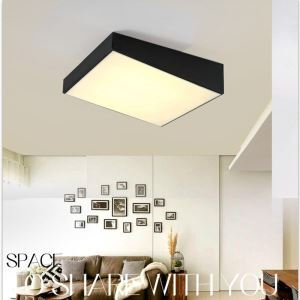 LEDシーリングライト 照明器具 天井照明 リビング 寝室 店舗 オシャレ  平行四辺形 LED対応