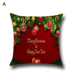 クッションカバー クリスマスシリーズ 抱き枕カバー 枕カバー Merry Christmas ギフト DP35576