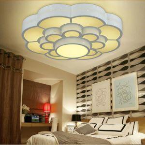 LEDシーリングライト 照明器具 天井照明 リビング 寝室 店舗 オシャレ  梅花形 LED対応