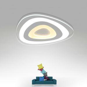 LEDシーリングライト 照明器具 天井照明 リビング 寝室 居間 オシャレ 卵形 LED対応