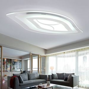 LEDシーリングライト 照明器具 天井照明 リビング 寝室 居間 オシャレ 葉型 LED対応