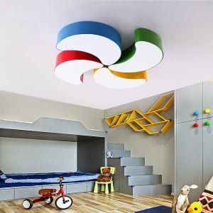 LEDシーリングライト 照明器具 天井照明 リビング 居間 子供屋 オシャレ 月型 5色 LED対応