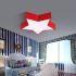 LEDシーリングライト 照明器具 天井照明 リビング 居間 子供屋 オシャレ 星型 3色 LED対応