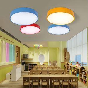 LEDシーリングライト 照明器具 天井照明 リビング 居間 子供屋 オシャレ 円形 3色 LED対応