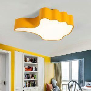 LEDシーリングライト 照明器具 天井照明 リビング 居間 子供屋 オシャレ 親指型 LED対応