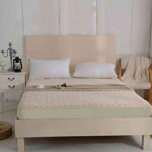 ボックスシーツ ベッドシーツ マットレスカバー ベッド用品 マイクロファイバー 滑り止め 厚分 秋冬用 150*200cm