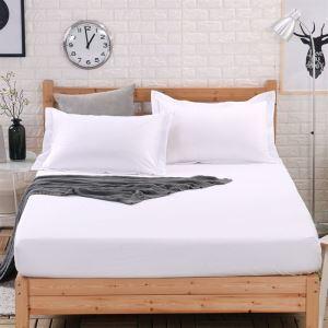 ボックスシーツ ベッドシーツ マットレスカバー ベッド用品 単品 純綿 150*200cm B4019