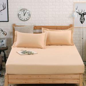 ボックスシーツ ベッドシーツ マットレスカバー ベッド用品 単品 純綿 150*200cm B4022