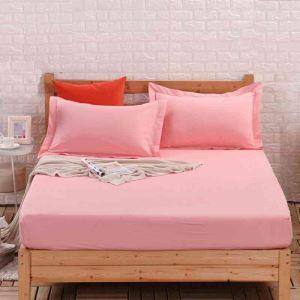 ボックスシーツ ベッドシーツ マットレスカバー ベッド用品 単品 純綿 150*200cm B4026