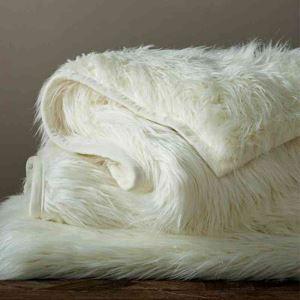 毛布 ブランケット ひざ掛け 膝掛け ソファカバー シャギー 防寒 人工羊毛皮 DT001
