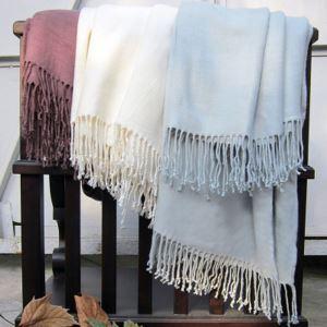毛布 ブランケット ひざ掛け 膝掛け ソファカバー 人工羊毛皮 DT012