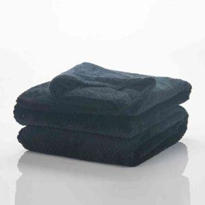 毛布 ブランケット ベッドシーツ ソファー毛布 黒色 オシャレ 180*200cm