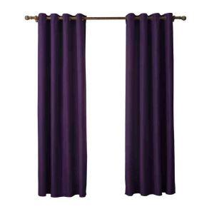 遮光カーテン 無地柄 カーテン 遮熱 防炎 北欧風 オシャレ お得サイズ グロメット式(1枚) WC05003