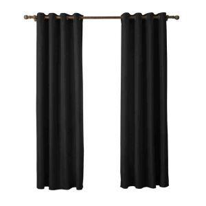 遮光カーテン 無地柄 カーテン 遮熱 防炎 北欧風 オシャレ お得サイズ グロメット式(1枚) WC05006