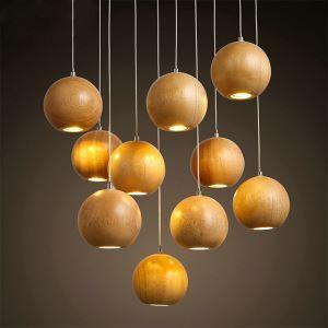LEDペンダントライト 照明器具 天井照明 リビング照明 店舗 玄関 吹抜け 北欧風 和風 LED対応 1灯/3灯