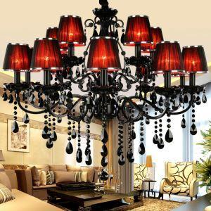 シャンデリア 照明器具 天井照明 リビング照明 店舗照明 クリスタル おしゃれ 15灯 LED電球付 LTB5231