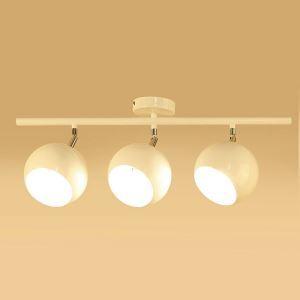 スポットライト シーリングライト 照明器具 食卓照明 玄関照明 店舗照明 白色 3連 3灯 FMS164