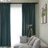 遮光カーテン オーダーカーテン 断熱 和風 寝室用 3級遮光カーテン(1枚)