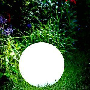 LEDソーラーライト ガーデンソーラーライト 屋外ライト 庭園灯 キノコ型 カラフル LEH42321 40cm