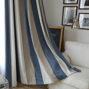 遮光カーテン オーダーカーテン UVカット 北欧 ジャカード 対照色 1級遮光カーテン(1枚)