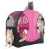 猫タワー キャットタワー 猫ハウス キャットプレイセンター 組み立て式 隠れ家 据え置き 遊び場