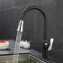 キッチン蛇口 台所蛇口 引出し式水栓 冷熱混合水栓 水道蛇口 ORB 1057