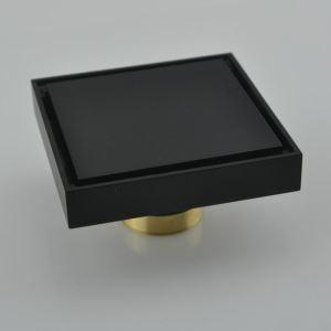 床排水トラップ 床排水金具 ドレイン パネル 排水口用 真鍮製 ORB 7410