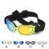 ペット用メガネ サングラス おしゃれ 紫外線対策 UVカット カラフル 目の保護 お出かけ
