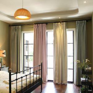 遮光カーテン 寝室カーテン 縦縞 北欧 省エネ 断熱 1級遮光カーテン(1枚)