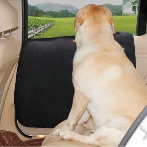 ペット用ドアガード 自動車用ドアプロテクター 爪傷防止 保護 汚れ防止 取り付け簡単 2枚