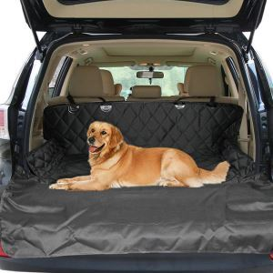 ペット用ドライブシート 車トランクシート カバー 防汚 防水 滑り止め 折り畳み式 清潔簡単 ペット対応 ペットお出掛け用品