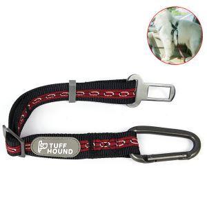 ペット用ベルト シートベルト 車専用 安全ベルト 飛び出し防止 犬用 猫用 調節可能 ドライブ用