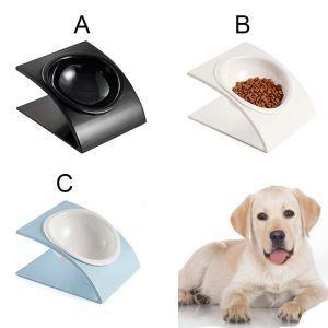 ペット用食器 食器台 ボウル 犬猫 餌入れ 水入れ お皿 食べやすい 頭を下げらず