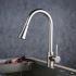 キッチン水栓 台所蛇口 引出し式水栓 冷熱混合水栓 シャワー吐水式 ヘアライン BL07591N