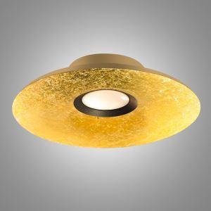 LEDシーリングライト 照明器具 間接照明 リビング照明 天井照明 オシャレ LED対応 金色 傘型