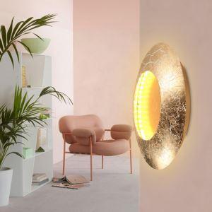 LED壁掛けライト ウォールランプ ブラケット 間接照明 玄関照明 オシャレ LED対応 金色/銀色