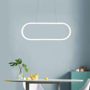 LEDペンダントライト 照明器具 リビング照明 天井照明 食卓照明 オシャレ LED対応 楕円型 CI546