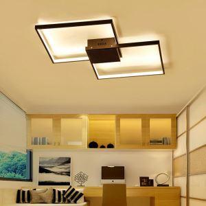 LEDシーリングライト 照明器具 間接照明 リビング照明 天井照明 オシャレ 菱形 LED対応 CY835053