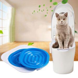 猫用便座 便座訓練システム トイレトレーニング 猫用 猫専用便器 しつけ