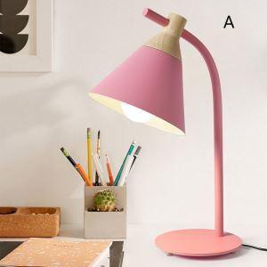 テーブルランプ スタンドライト 読書灯 間接照明 リビング ダイニング 角度調整 ポストモダン 1灯 5色