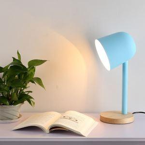 テーブルランプ スタンドライト 読書灯 間接照明 照明器具 リビング ダイニング ポストモダン 1灯 1灯 4色
