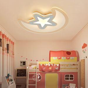 LEDシーリングライト 照明器具 天井照明 リビング照明 店舗照明 オシャレ 星月型 LED対応