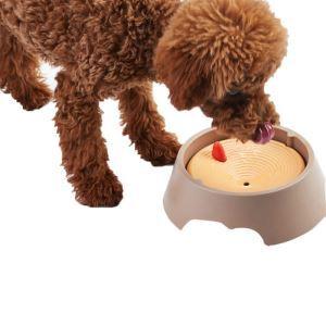 ペット水飲み器 給水器 濡れない 飛び散り防止 自動昇降 ウォーターボウル 犬猫用