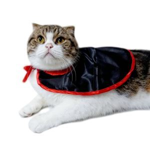 ペット服 ハロウィン 変身服 吸血鬼 マント コスプレ 可愛い コスチューム 犬猫用