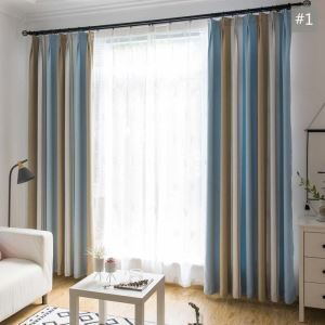 遮光カーテン オーダーカーテン ジャカード 色組み立て オシャレ 3級遮光カーテン(1枚)