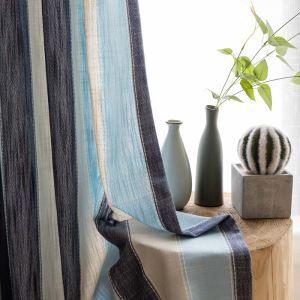 遮光カーテン オーダーカーテン ジャカード 色組み立て 北欧風 3級遮光カーテン(1枚)