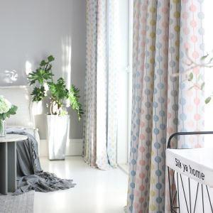 遮光カーテン オーダーカーテン 捺染 オシャレ 子供屋 寝室 3級遮光カーテン(1枚)